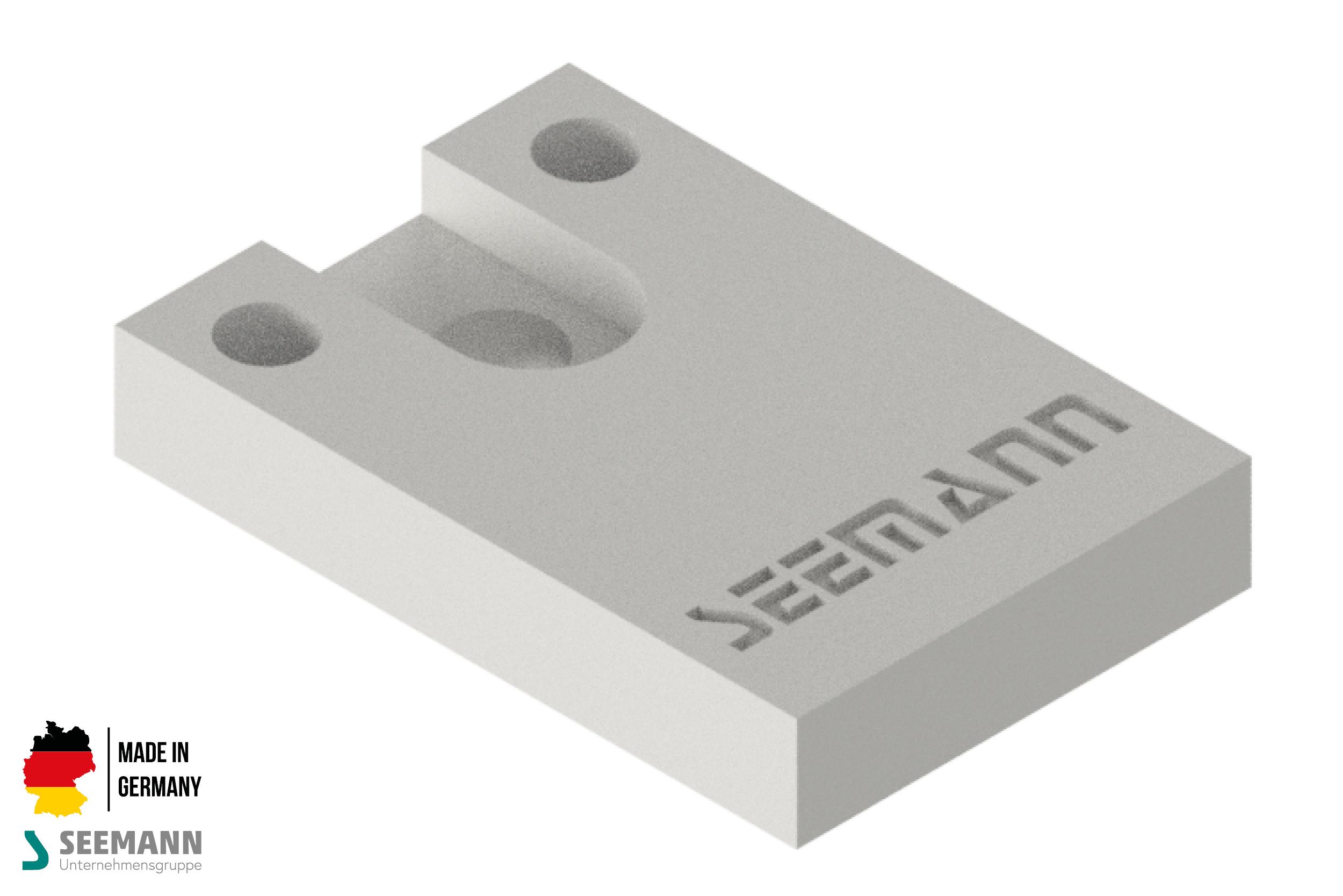 Klemmplatte für Klemmkopf 40 mm