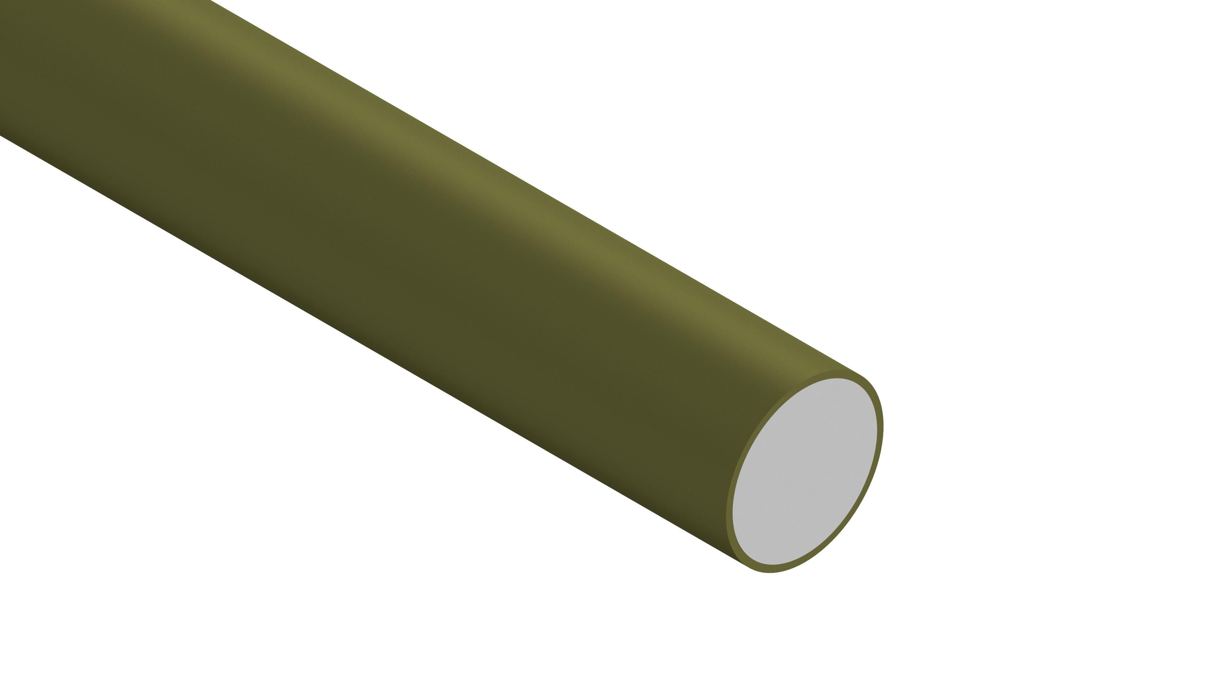 Titanummanteltes Aluminium