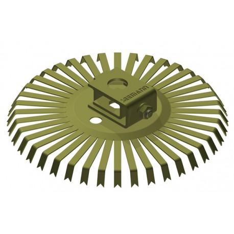 Titan-Stanzteller mit 40 Kontakten