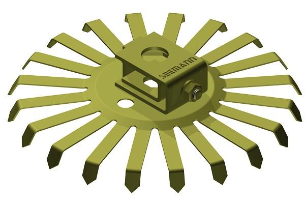 Titan-Stanzteller mit 20 Kontakten