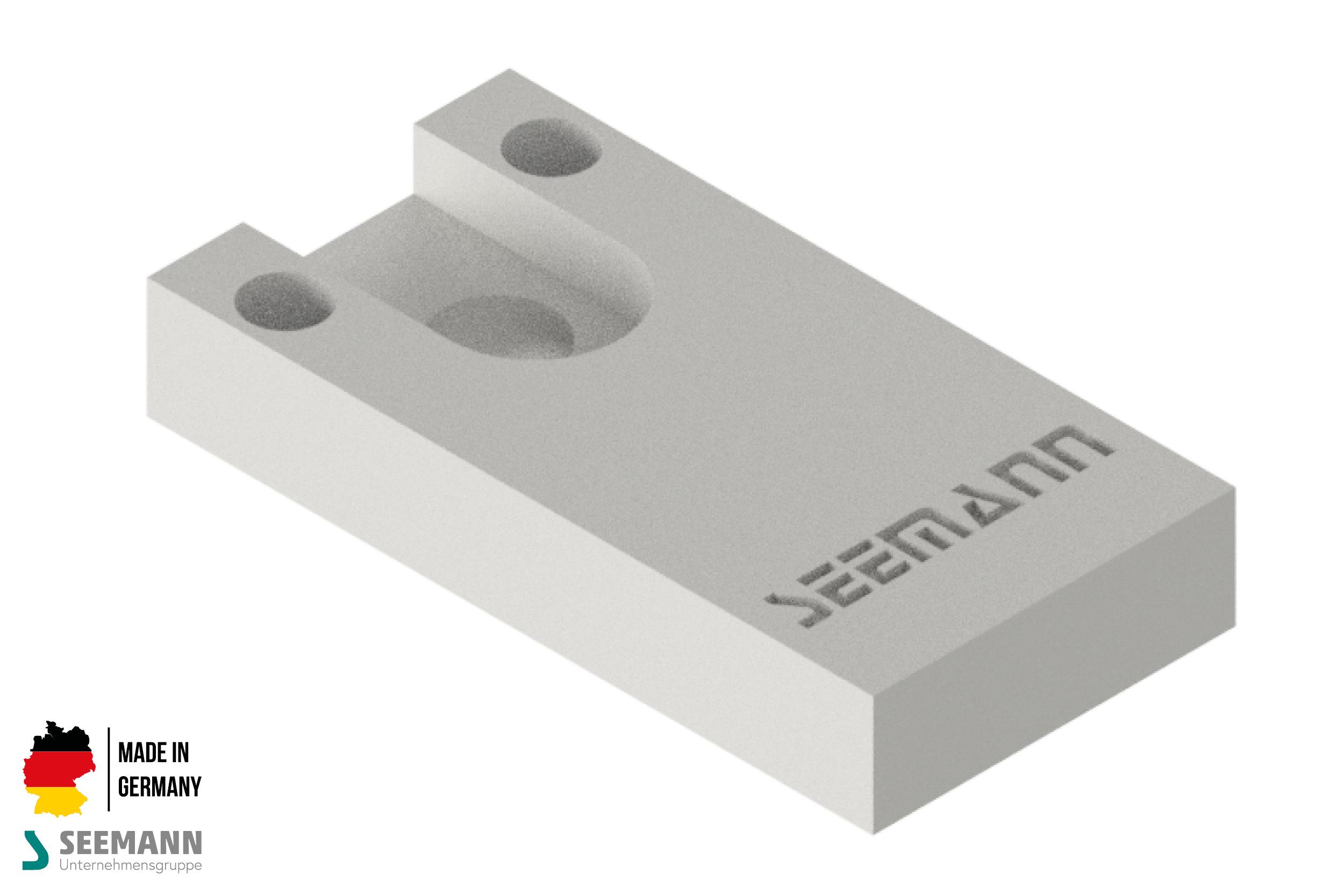 Klemmplatte für Klemmkopf 30 mm