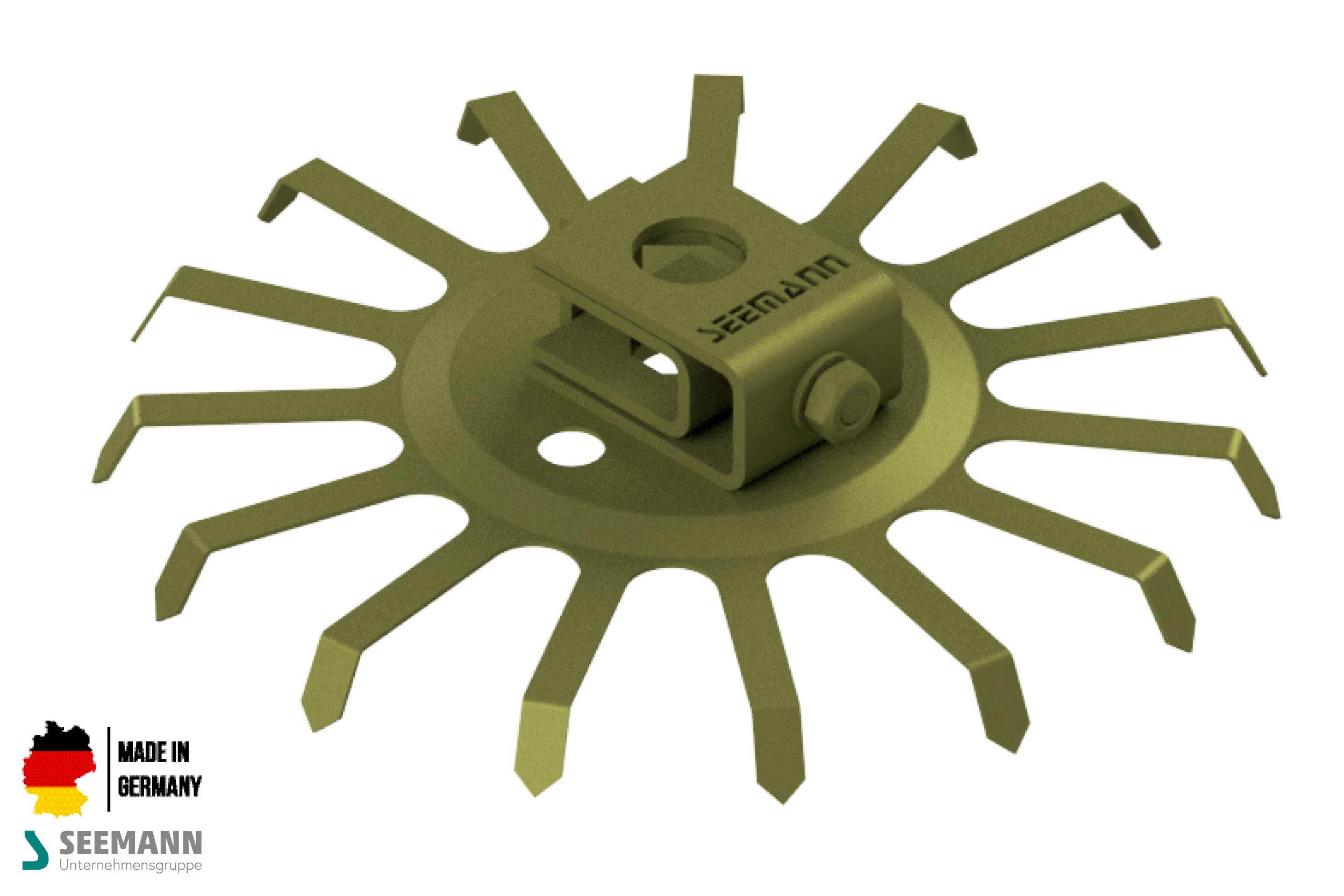 Titan-Stanzteller mit 15 Kontakten