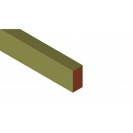 Titanummanteltes Kupfer