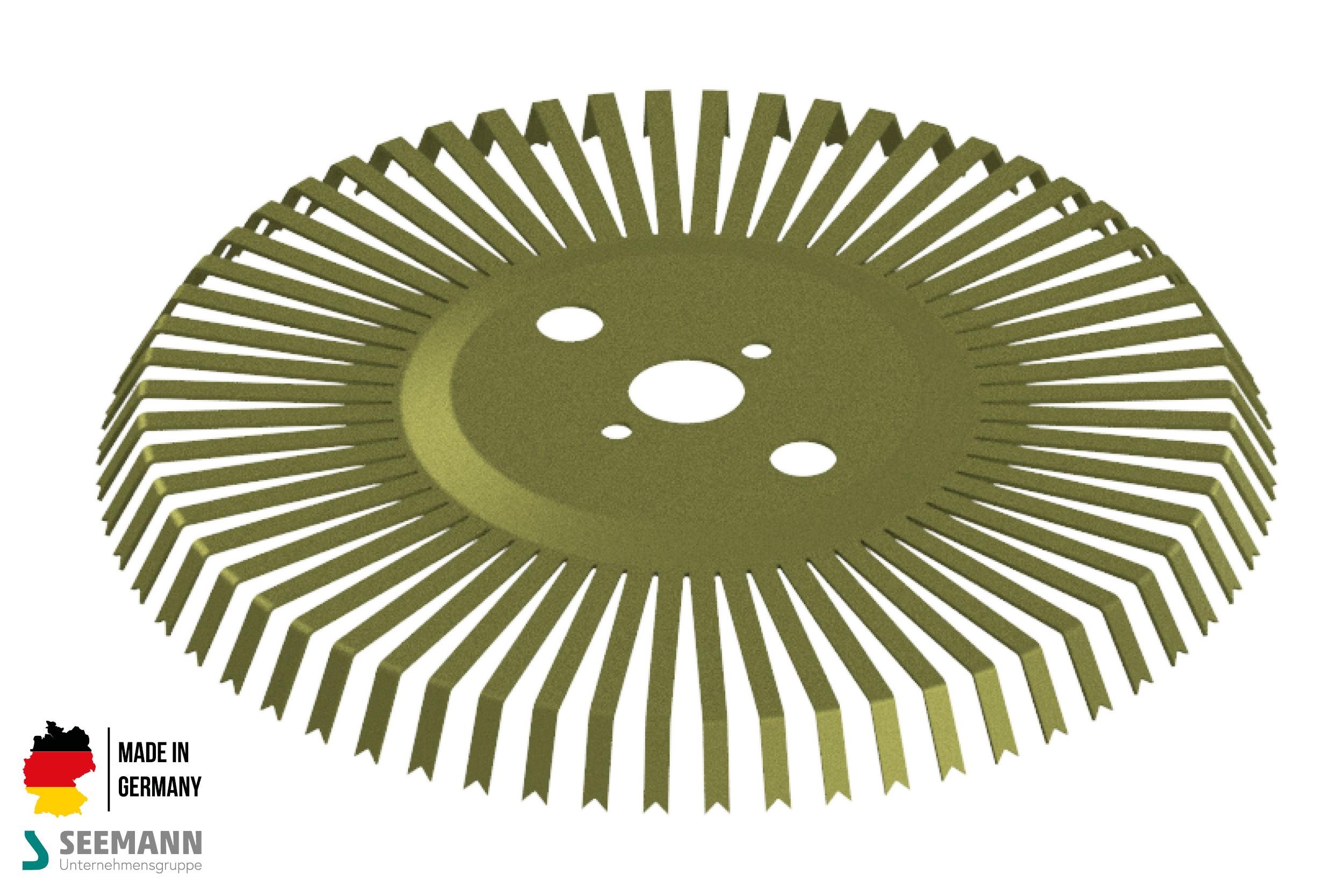 Titan-Stanzteller mit 60 Kontakten für Wechselflansch