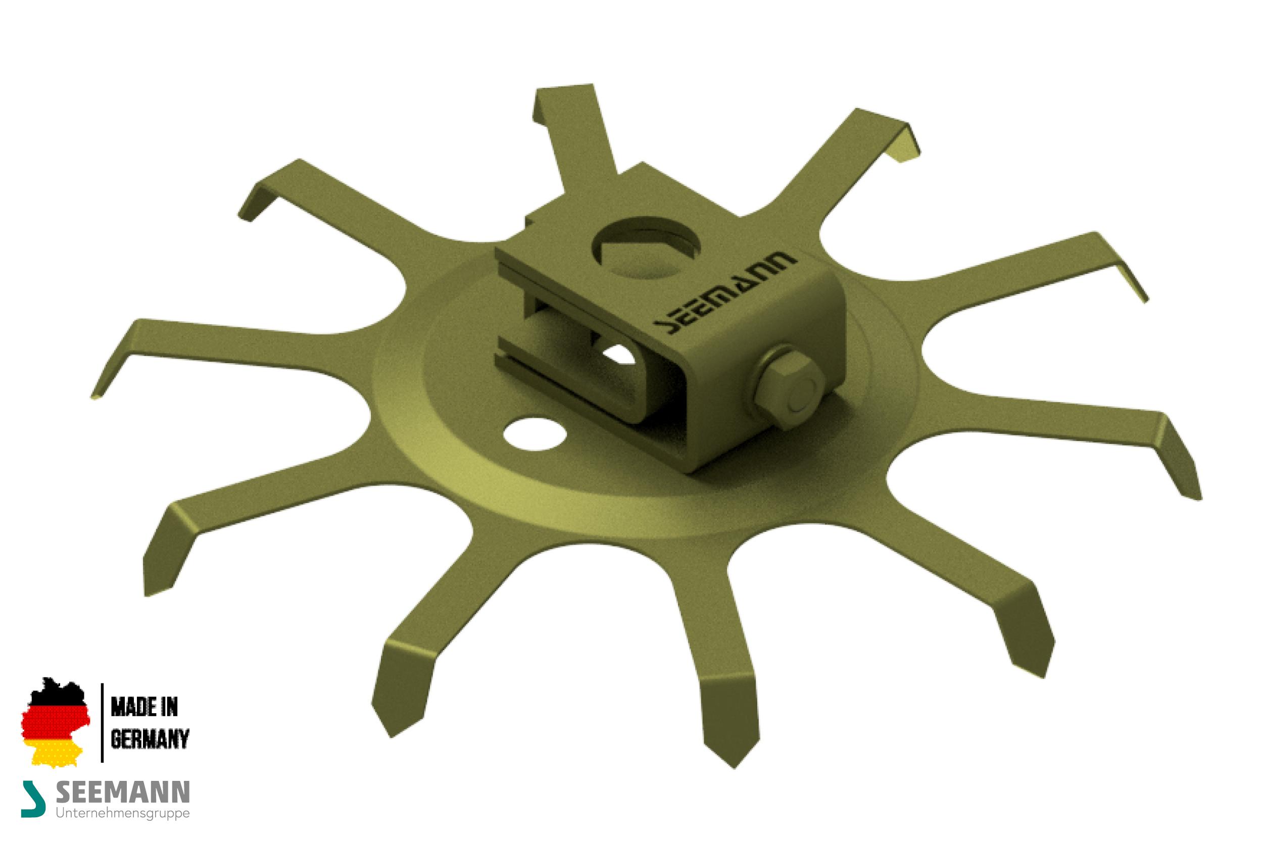 Titan-Stanzteller mit 10 Kontakten