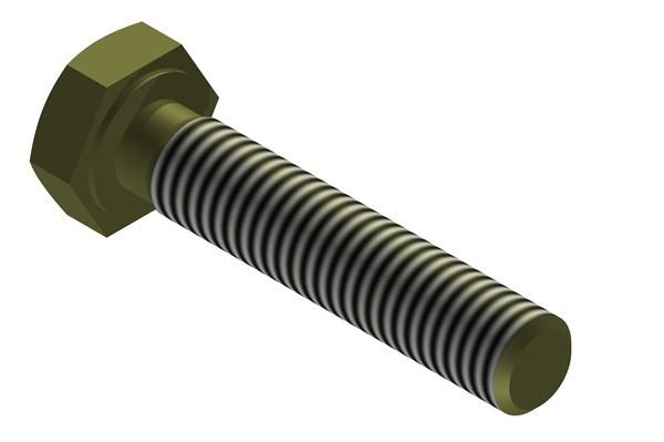 Titan Schraube